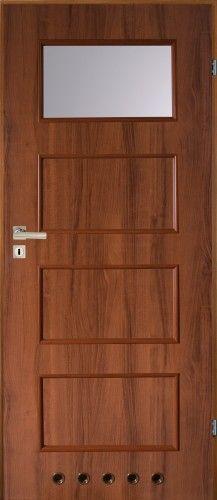 Dveře interiérové Matt 1