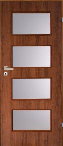 Dveře interiérové Matt 4