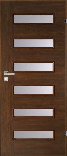 Dveře interiérové Matt 6