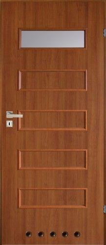 Dveře interiérové Matt 51