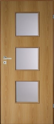 Dveře interiérové Kvadro 3