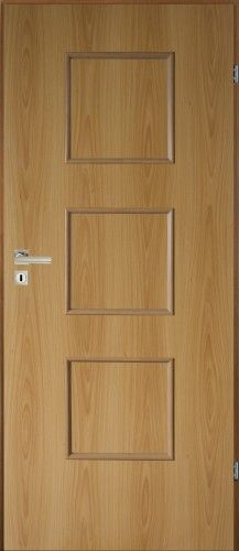 Dveře interiérové Kvadro 0