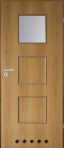 Dveře interiérové Kvadro 1