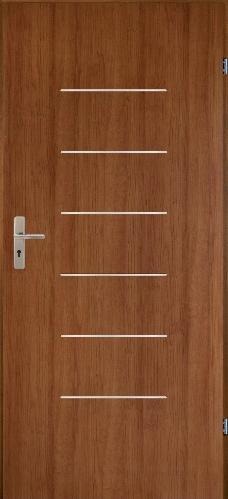 Dveře interiérové Alu 2